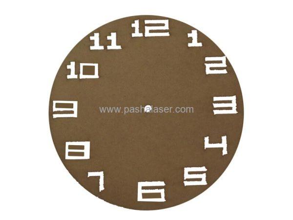 صفحه ساعت خام کد 69 - لوازم هنری
