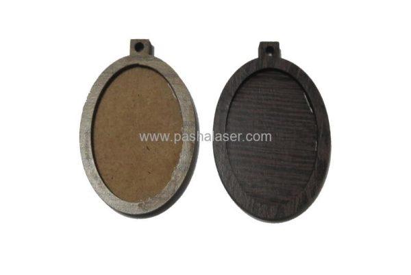 موتیف زیورآلات چوبی