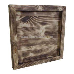 قاب چوبی