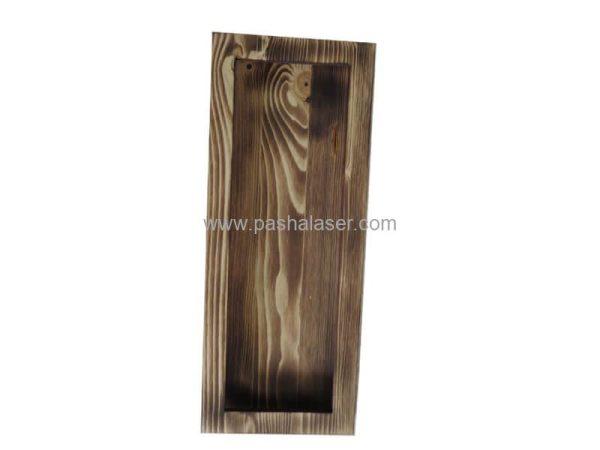 قاب چوبی تابلو