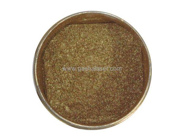 رنگ پودری فلزی طلایی