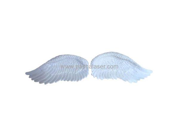 مجسمه پلی استر بال فرشته