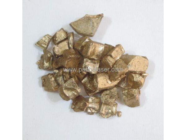 سنگ ژئود طلایی