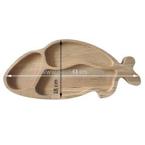 ظروف چوب طبیعی