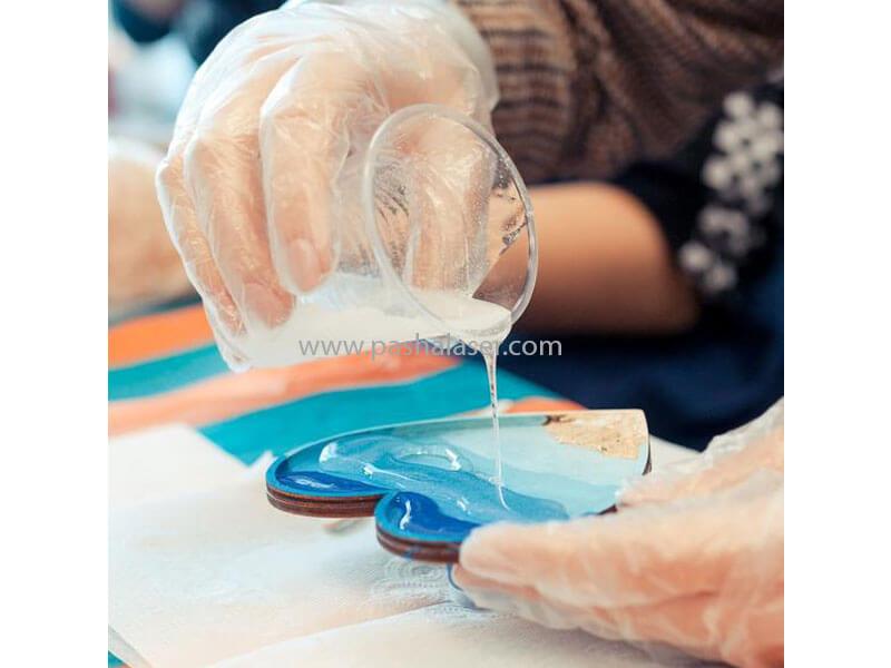 رزین اپوکسی برای کارهای هنری